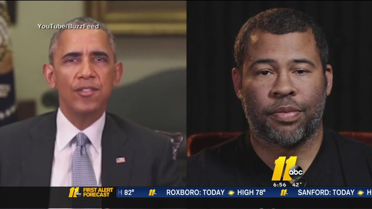 Jordan Peele uses Obama in viral fake news PSA