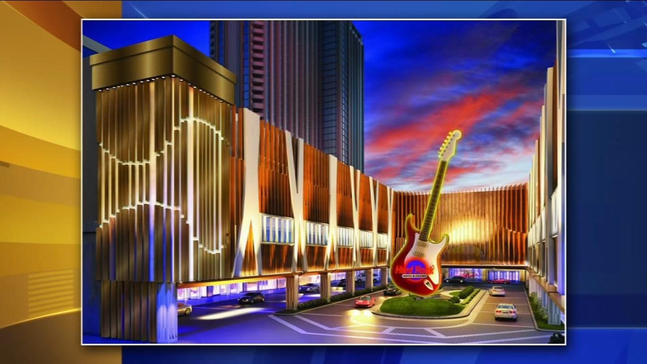 Atlantic City's Hard Rock casino sets June 28 opening date