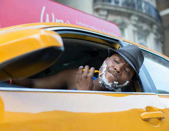 """<div class=""""meta image-caption""""><div class=""""origin-logo origin-image """"><span></span></div><span class=""""caption-text"""">New York City cab drivers are coming out from behind the wheel and into the spotlight. (KTRK Photo/ Shannon McLaughlin, nyctaxicalendar.com)</span></div>"""