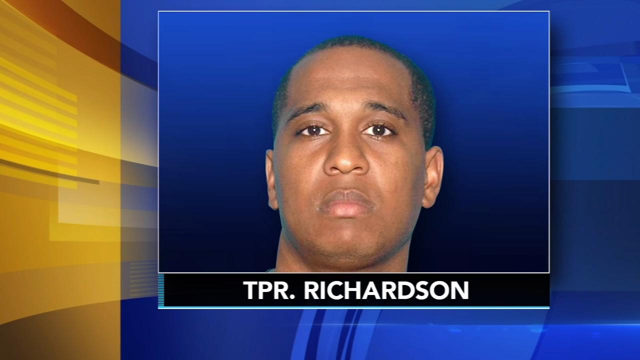 Trooper Eric Richardson