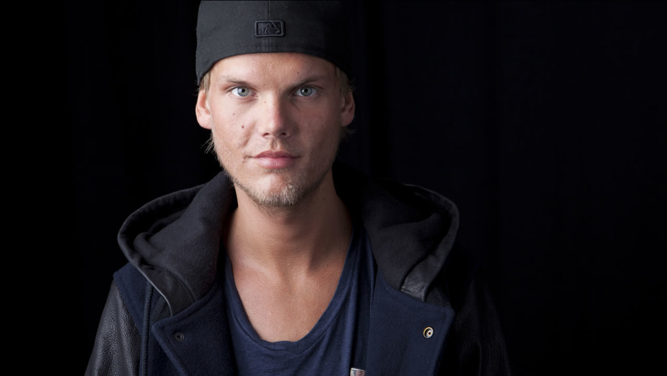 "In this Aug. 30, 2013 file photo, the Grammy-nominated Swedish DJ-producer, Avicii poses for a portrait, in New York. Avicii released his debut album, ""True,"" on Sept. 17, 2013."