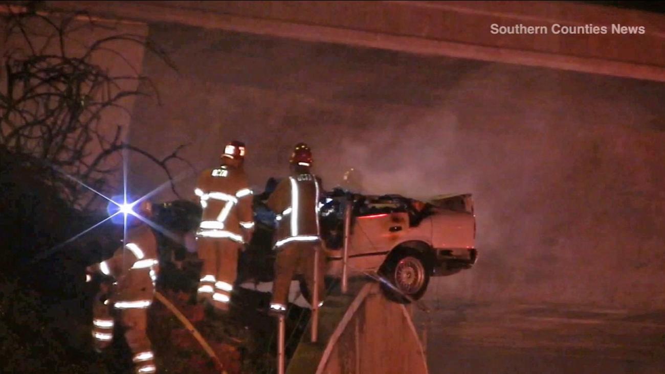 Irvine Crash 5 Teens Killed In California Crash Driver Bradley