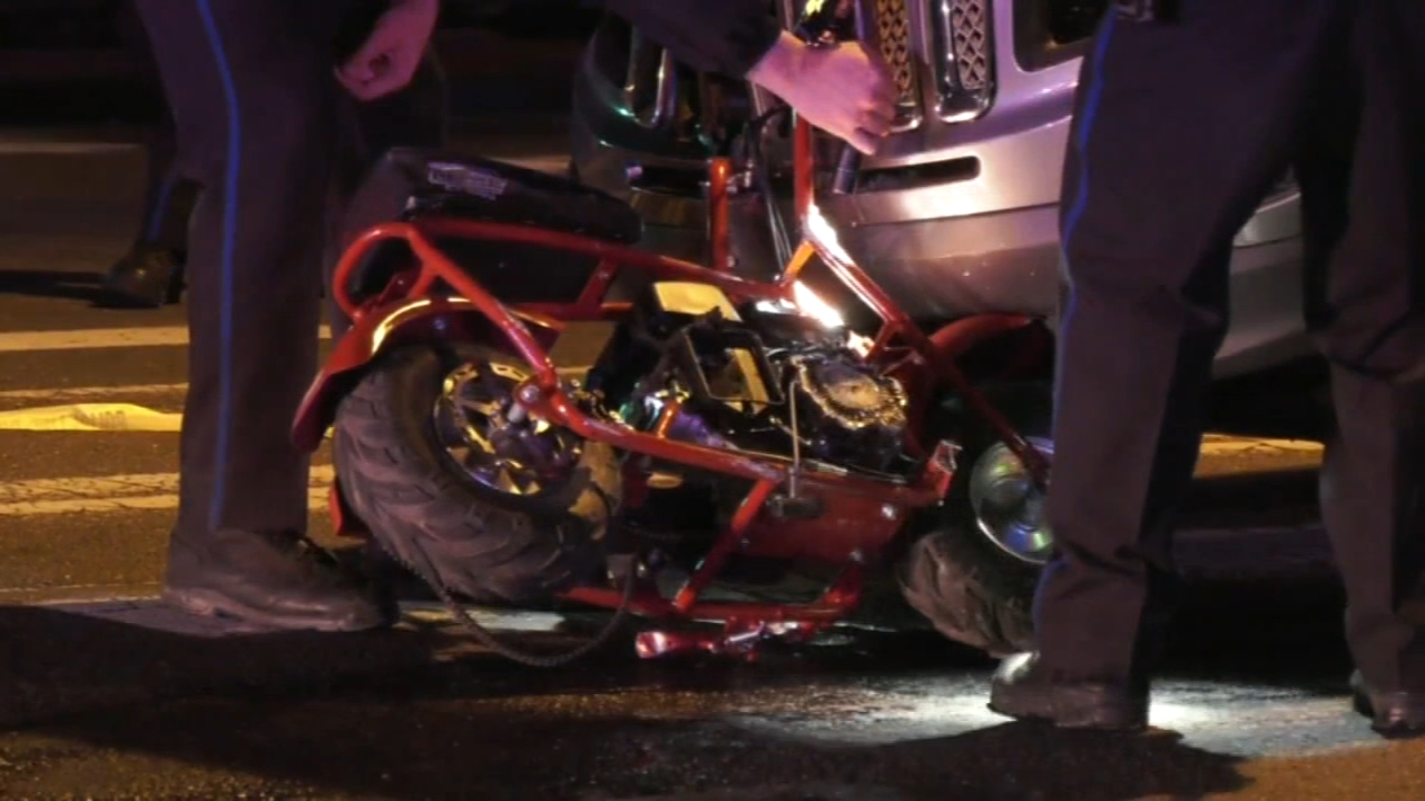 Bicycle crash | abc13 com
