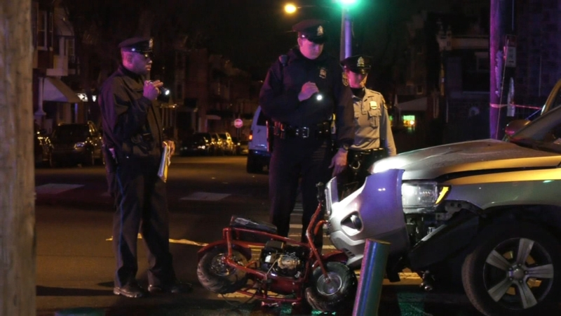 Witness recalls aftermath of deadly minibike crash