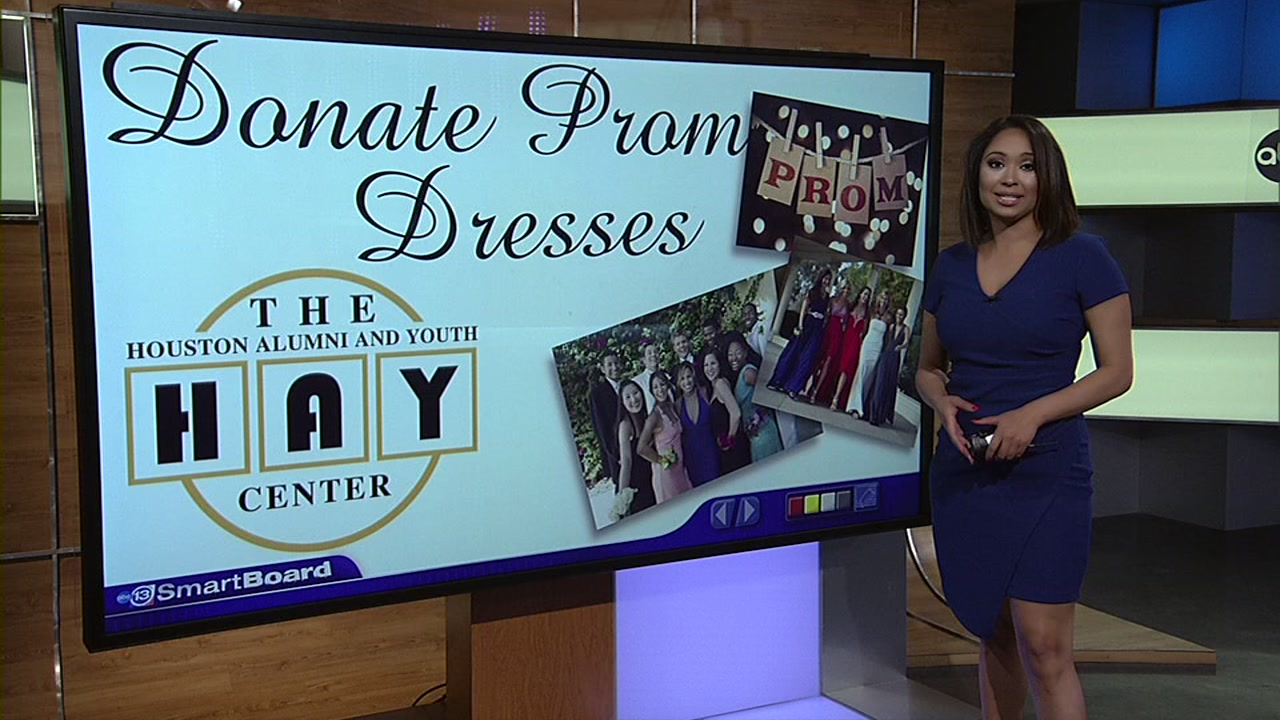 Paying it forward for prom: Ways to donate a dress or tuxedo | abc13.com