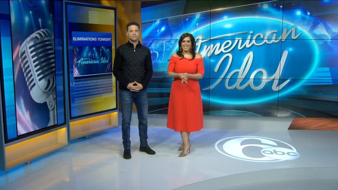 justin guarini and alicia vitarelli discuss american idol top 14