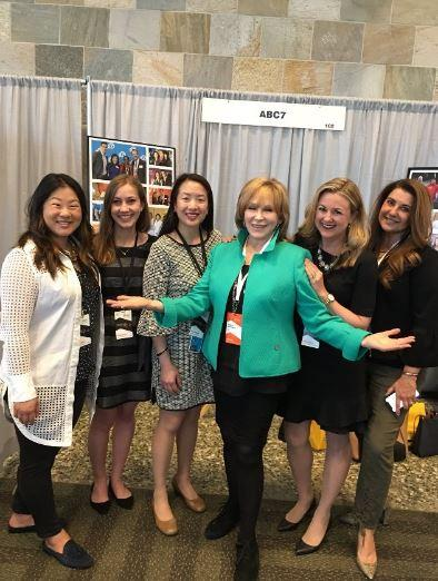 "<div class=""meta image-caption""><div class=""origin-logo origin-image none""><span>none</span></div><span class=""caption-text"">Attendees are seen at the Professional BusinessWomen of California Conference in San Francisco on Tuesday, April 24, 2017. (KGO-TV)</span></div>"