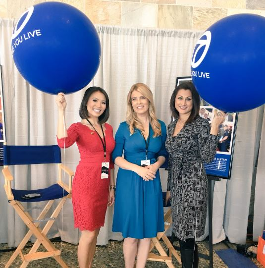 "<div class=""meta image-caption""><div class=""origin-logo origin-image none""><span>none</span></div><span class=""caption-text"">ABC7's Dion Lim, Kate Larsen and Lisa Amin-Gulezian are seen at the Professional BusinessWomen of California Conference in San Francisco on Tuesday, April 24, 2017.</span></div>"