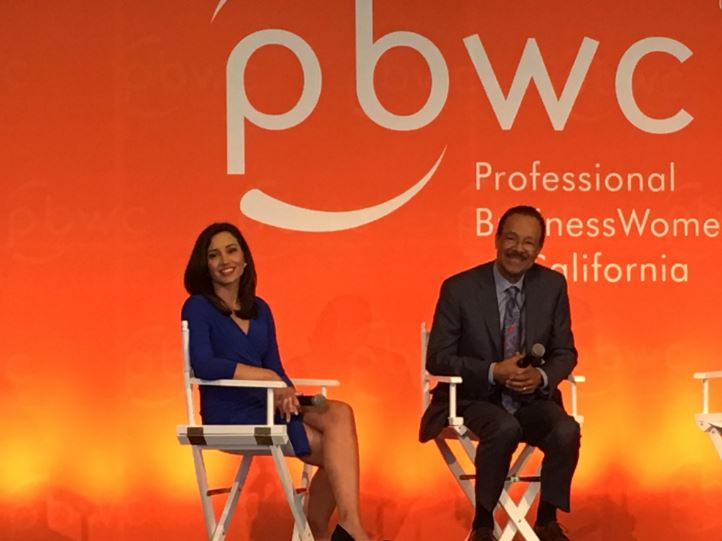 "<div class=""meta image-caption""><div class=""origin-logo origin-image none""><span>none</span></div><span class=""caption-text"">ABC7's Jessica Castro and Spencer Christian are seen at the Professional BusinessWomen of California Conference in San Francisco on Tuesday, April 24, 2017.</span></div>"
