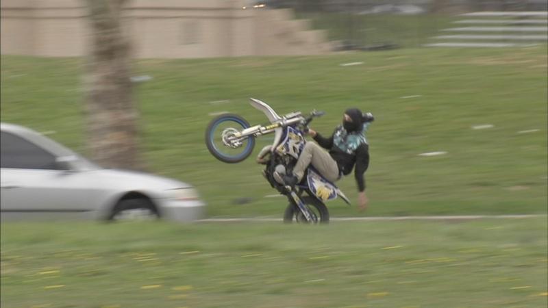 Dirt Bikes Videos >> Police Crackdown On Illegal Dirt Bike Atv Use