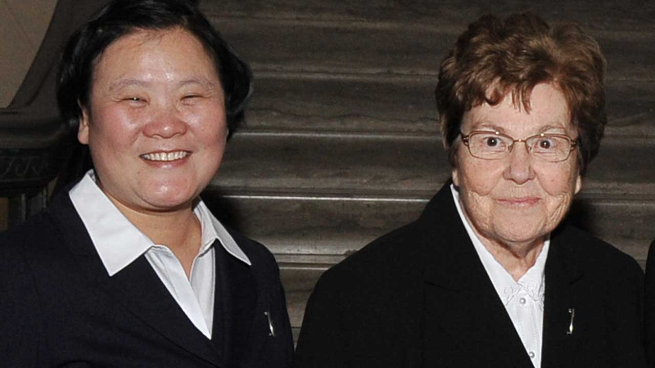 Two nuns and driver killed in 11-vehicle crash in Chicago