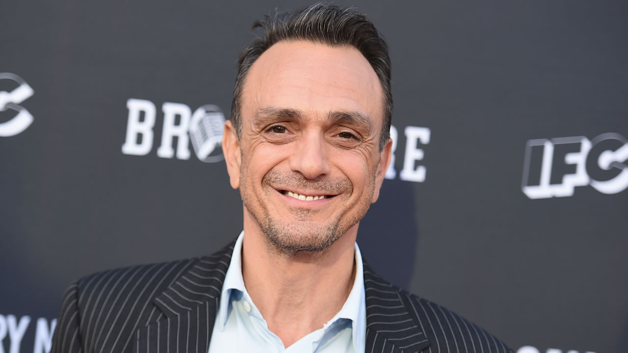 "In this May 31, 2017 file photo, Hank Azaria arrives at the ""Brockmire"" and ""Documentary Now!"" For Your Consideration event in Los Angeles."