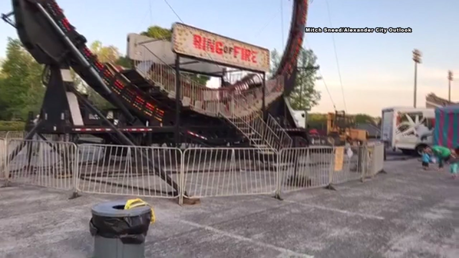 Reports: Man falls to his death after inspecting fair ride ...