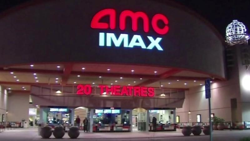 5 Movie Tickets At Amc Theatres
