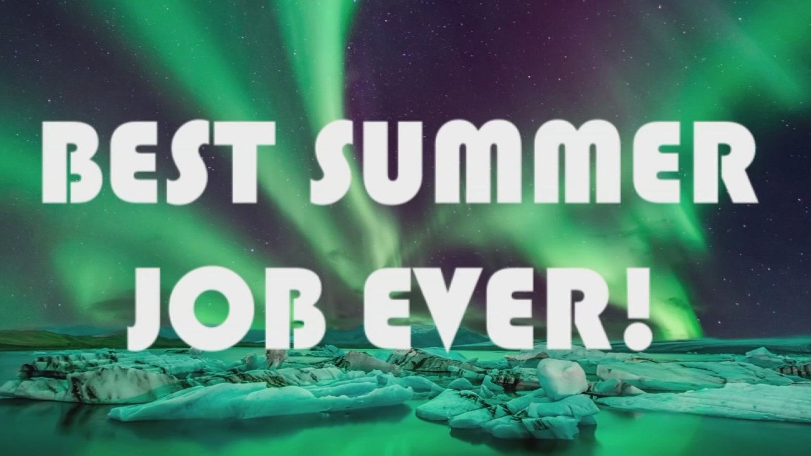 want a cool summer job  get paid to live in iceland and