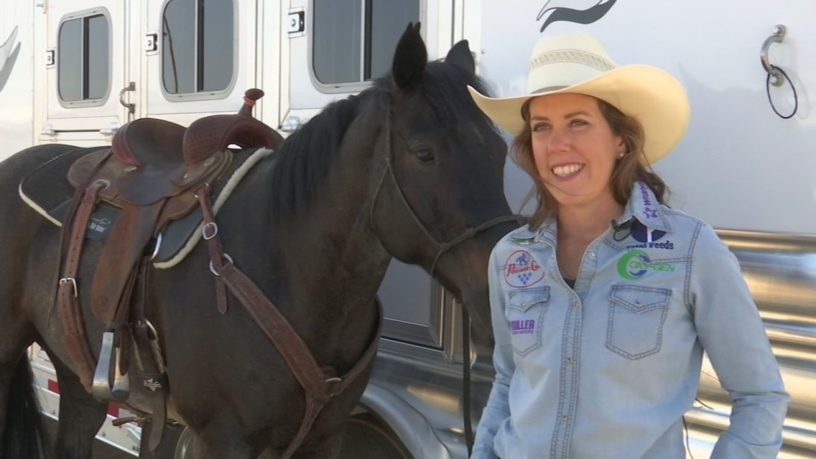 Meet Nellie Miller Mother World Champion Barrel Racer