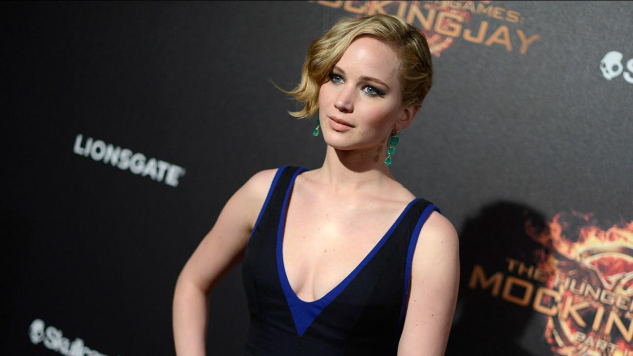 Jennifer lawrence leaked photos