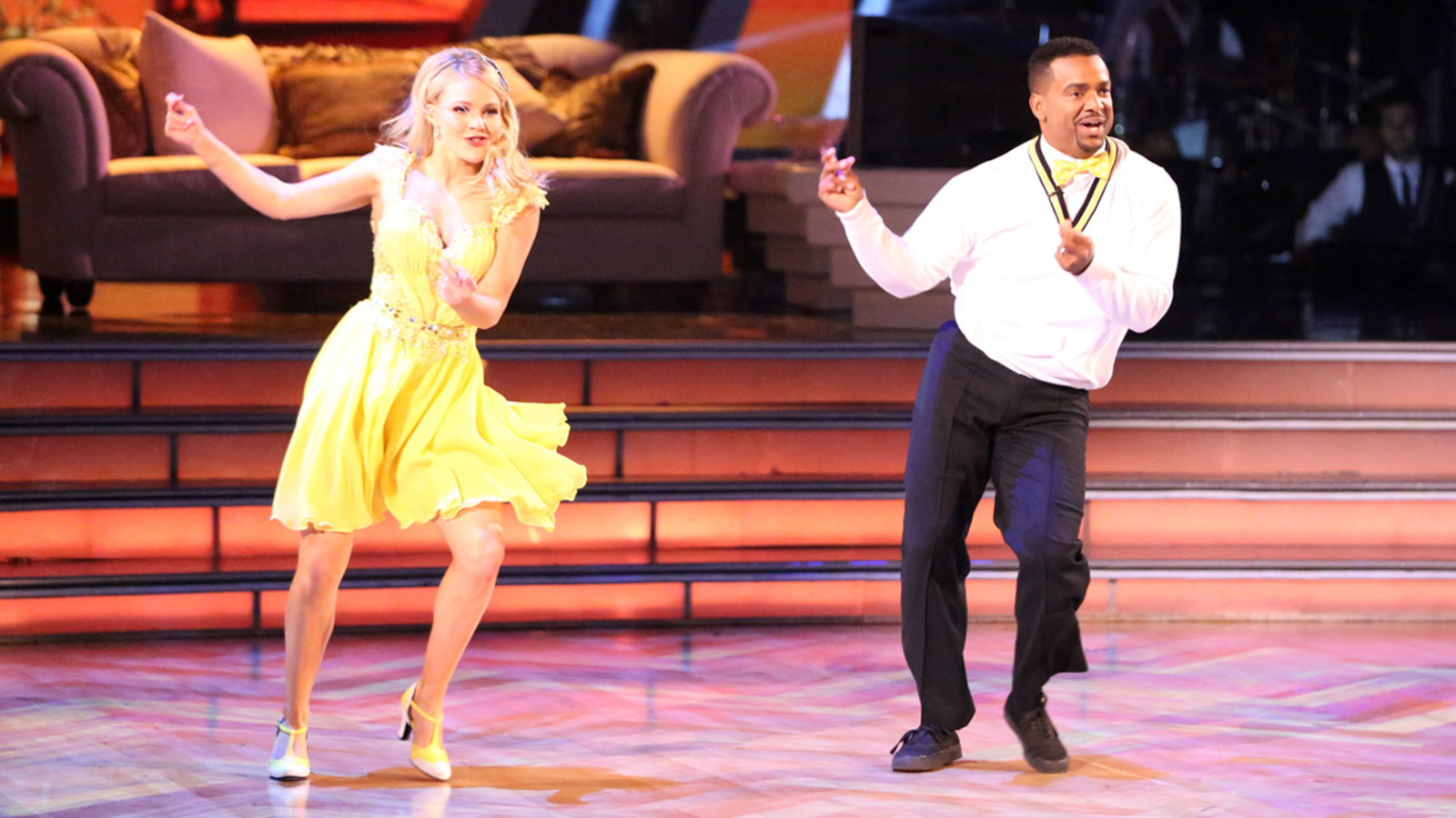 'Dancing With The Stars' week 4: Dance-by-dance recap, elimination