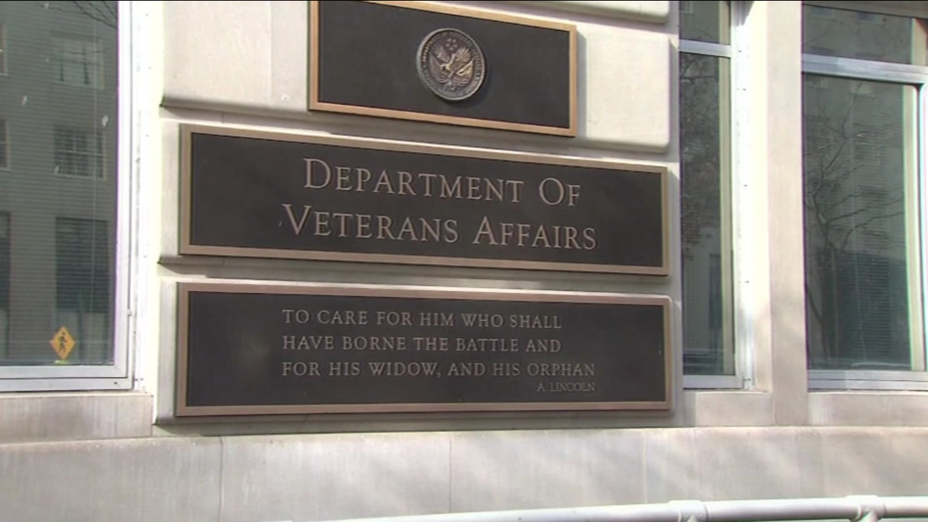 The Department of Veteran Affairs