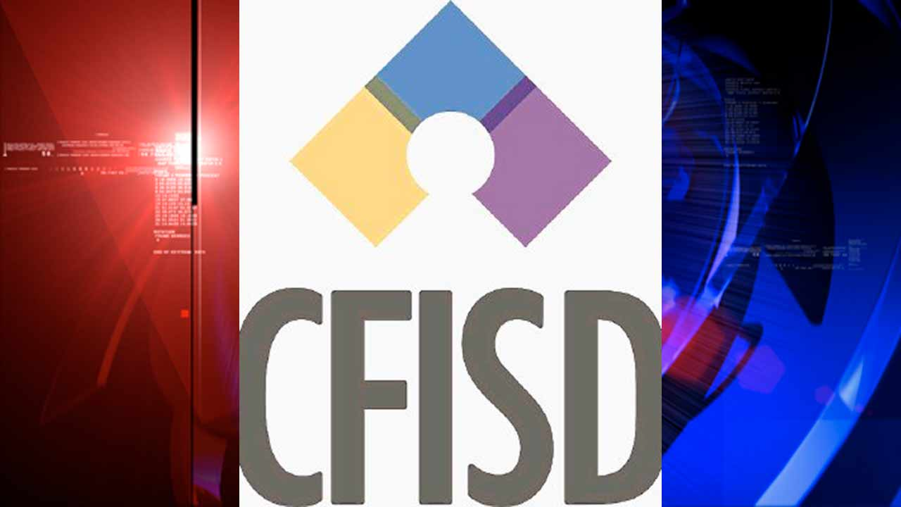 cfisd first day of school 2020