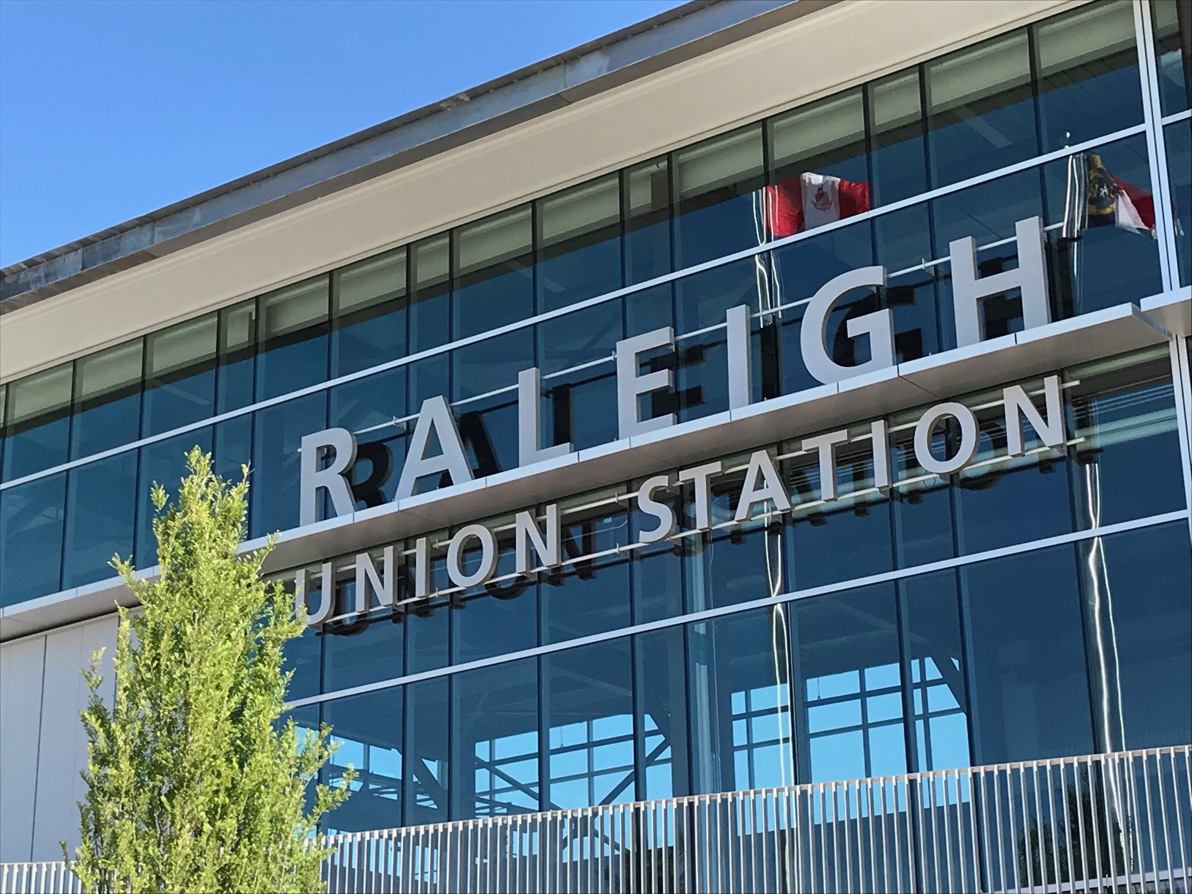 """<div class=""""meta image-caption""""><div class=""""origin-logo origin-image wtvd""""><span>WTVD</span></div><span class=""""caption-text"""">Raleigh Union Station is expected to be fully operational by June 2018.</span></div>"""