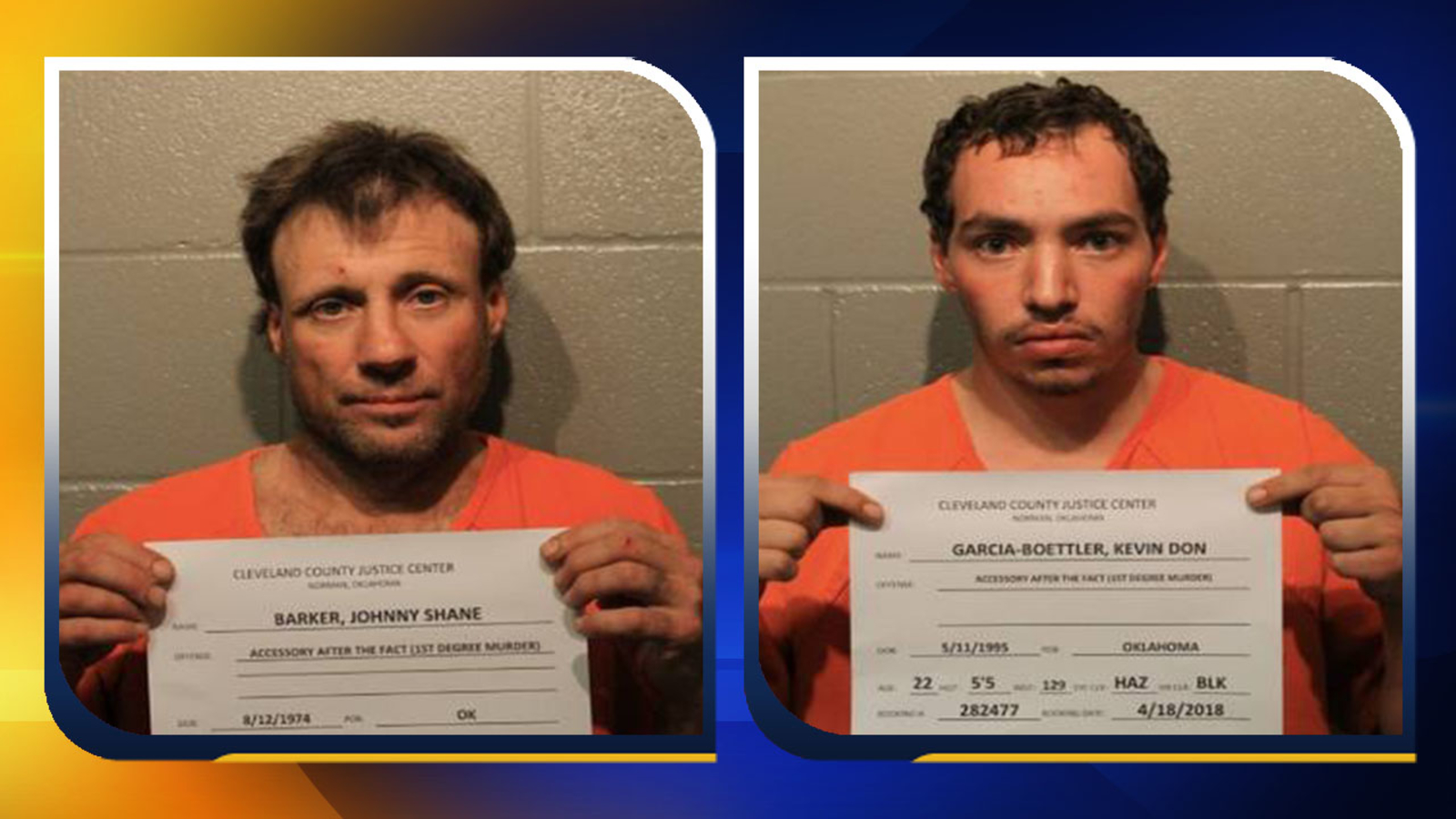 3 men arrested in murder, dismemberment of two others in Oklahoma
