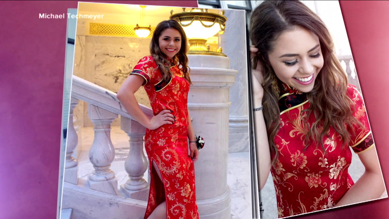 Teen Gets Blasted Online For Wearing Traditional Chinese Dress To