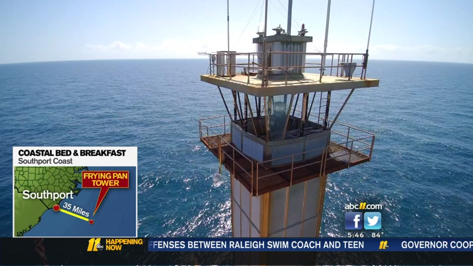 Frying Pan Tower Nc Live Cam