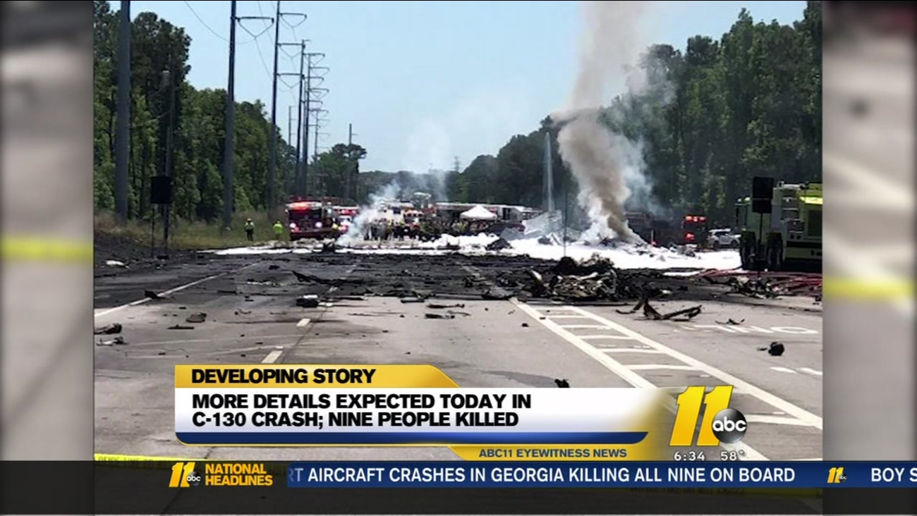 60-year-old C-130 that crashed in Georgia was on final trip