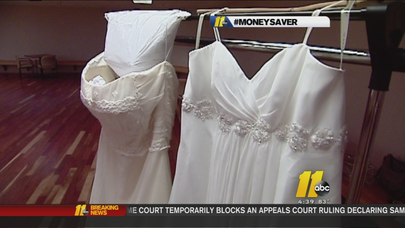 Moneysaver Pop Up Wedding Consignment Shop Planned For October