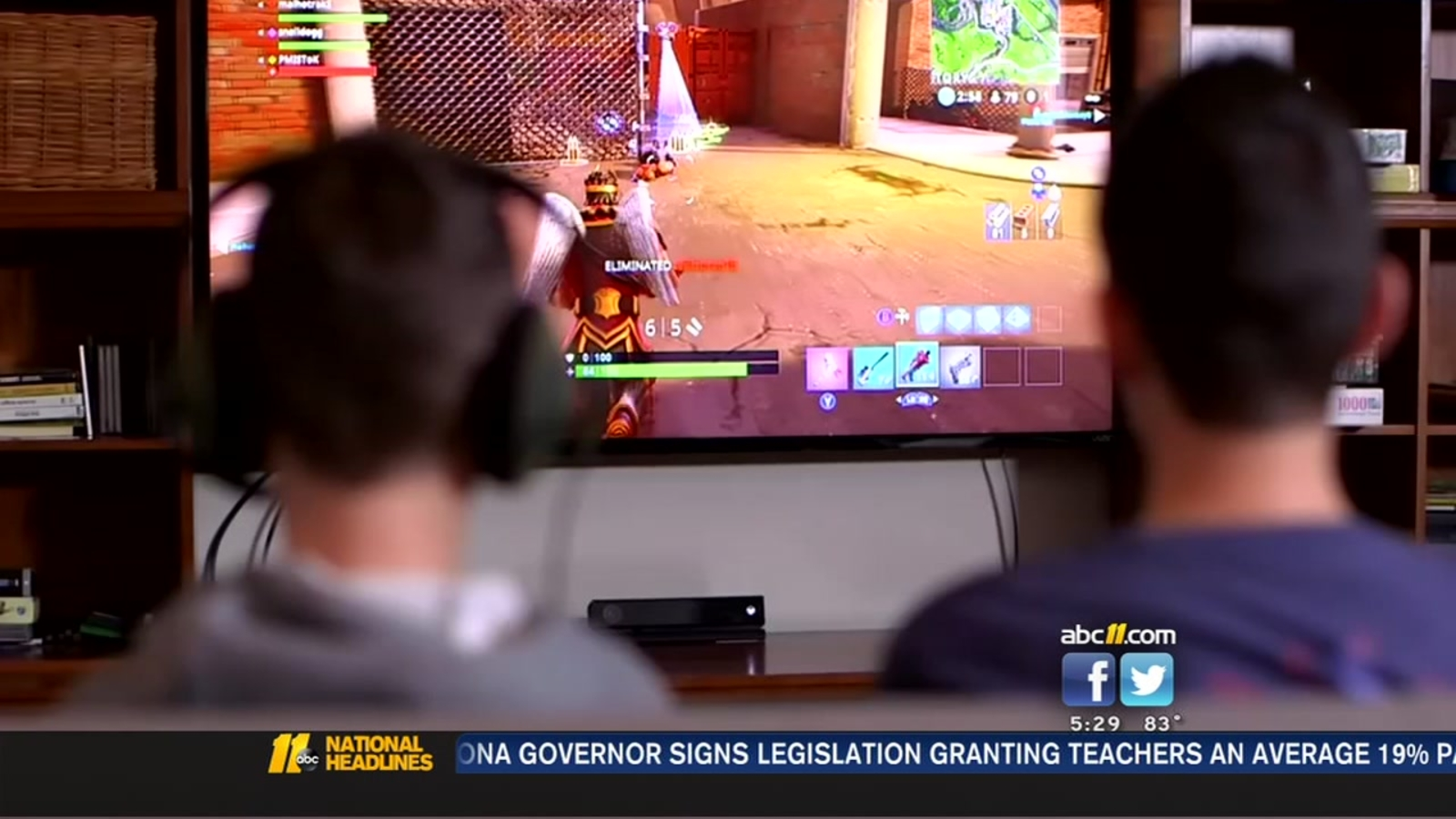 Fortnite Hacking: Players of Epic Games' video game ...