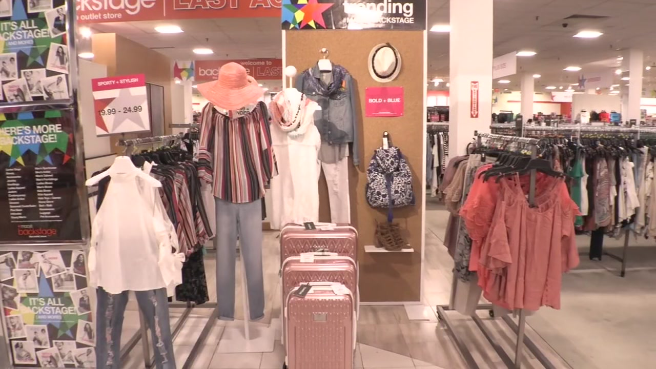 988cb2dfc91 Macy's Backstage outlet store opens in Pearland