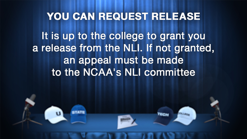 NCAA National Letter of Intent can be a nightmare for some families ...