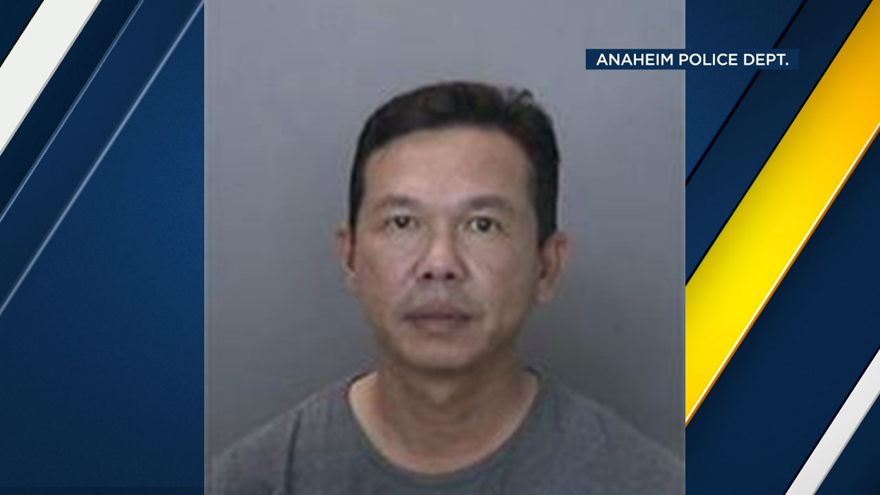 A tip from the public led Anaheim police to arrest a man suspected of being behind the wheel in a fatal hit-and-run crash.
