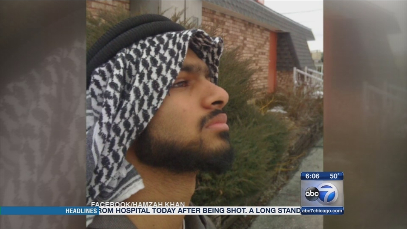 Bolingbrook man accused of trying to join ISIS due in federal court