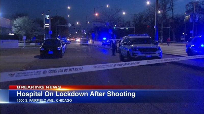 2 women shot outside Mount Sinai Hospital