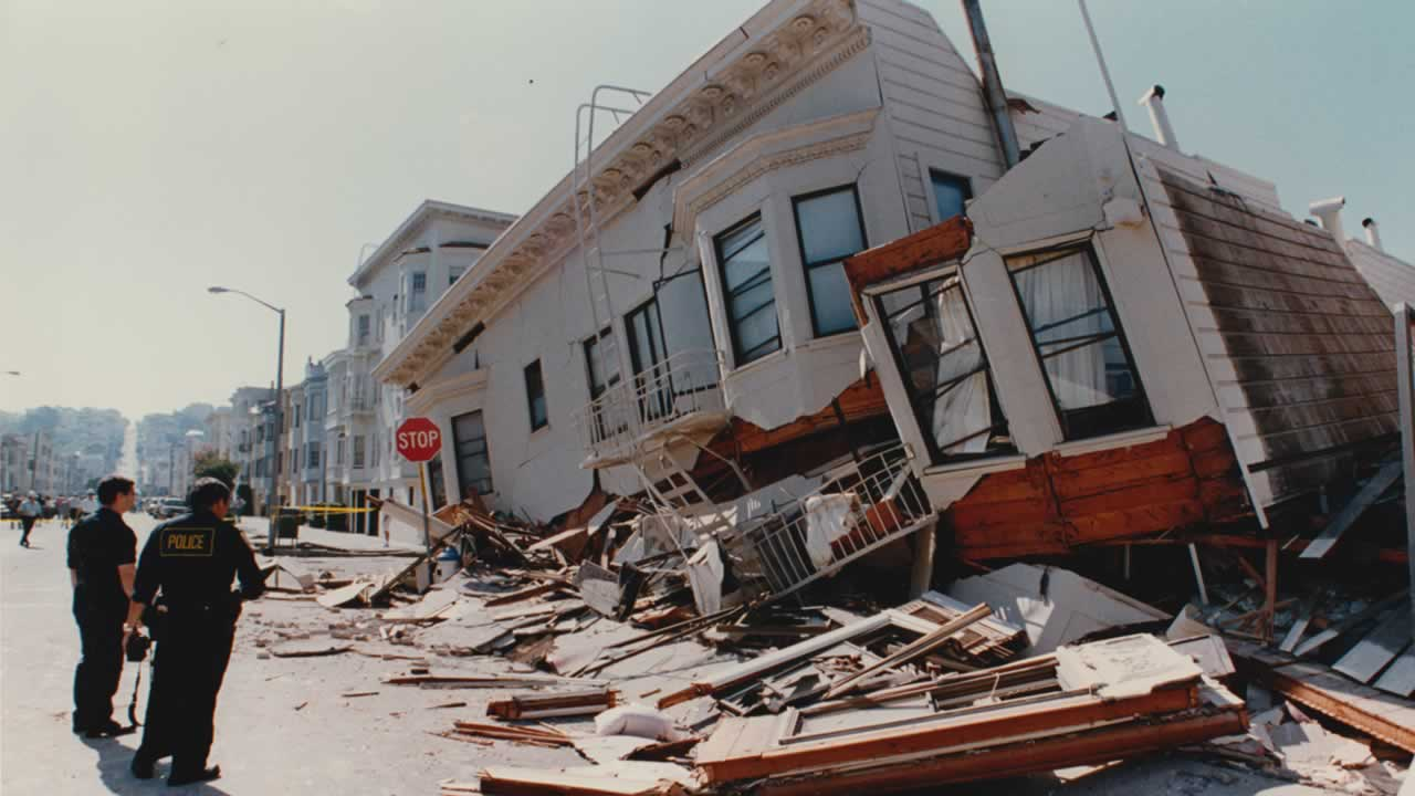Photos 15 Seconds 25 Years Later The Loma Prieta Earthquake Abc7 San Francisco