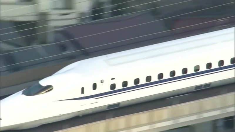 Bullet train and Amtrak offering more connections