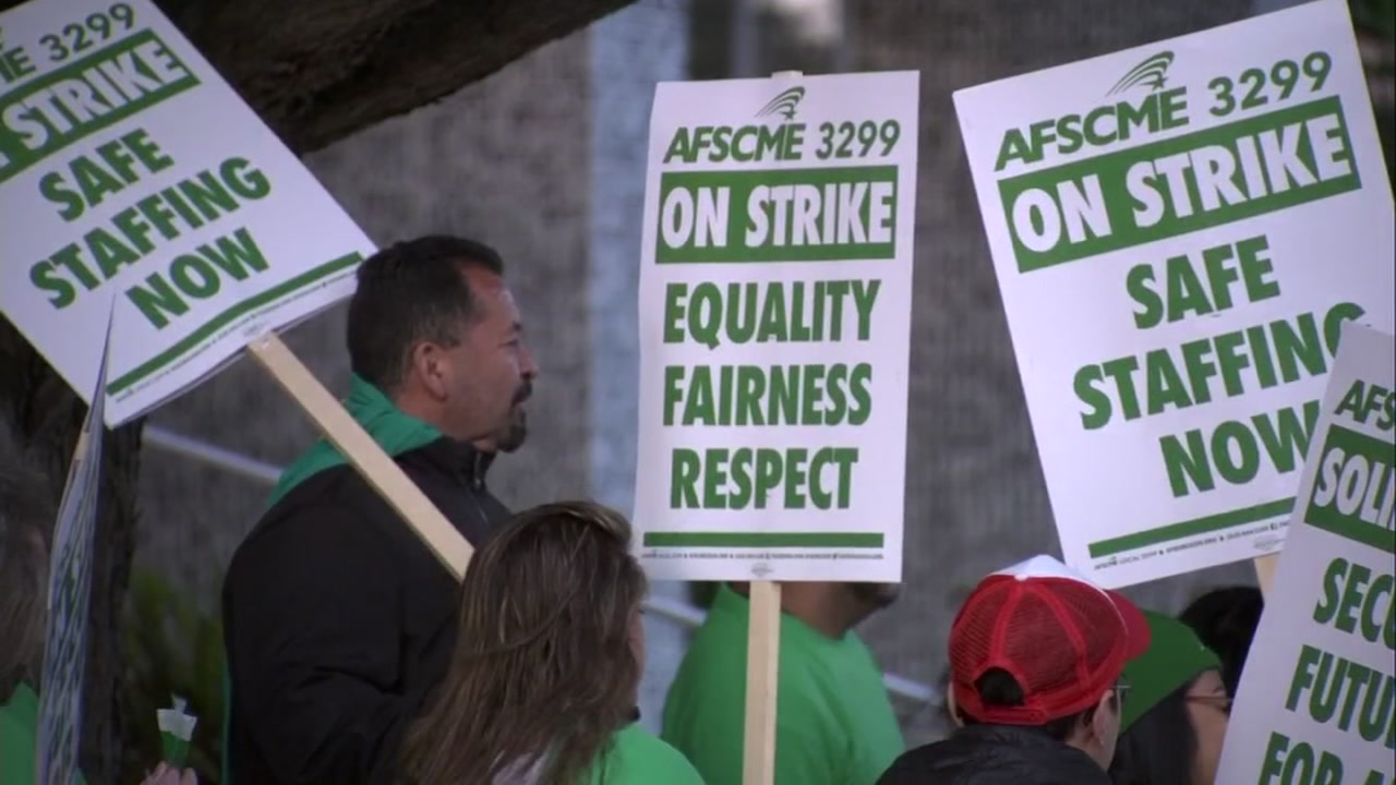 Patients say care still top notch at UCSF despite strike