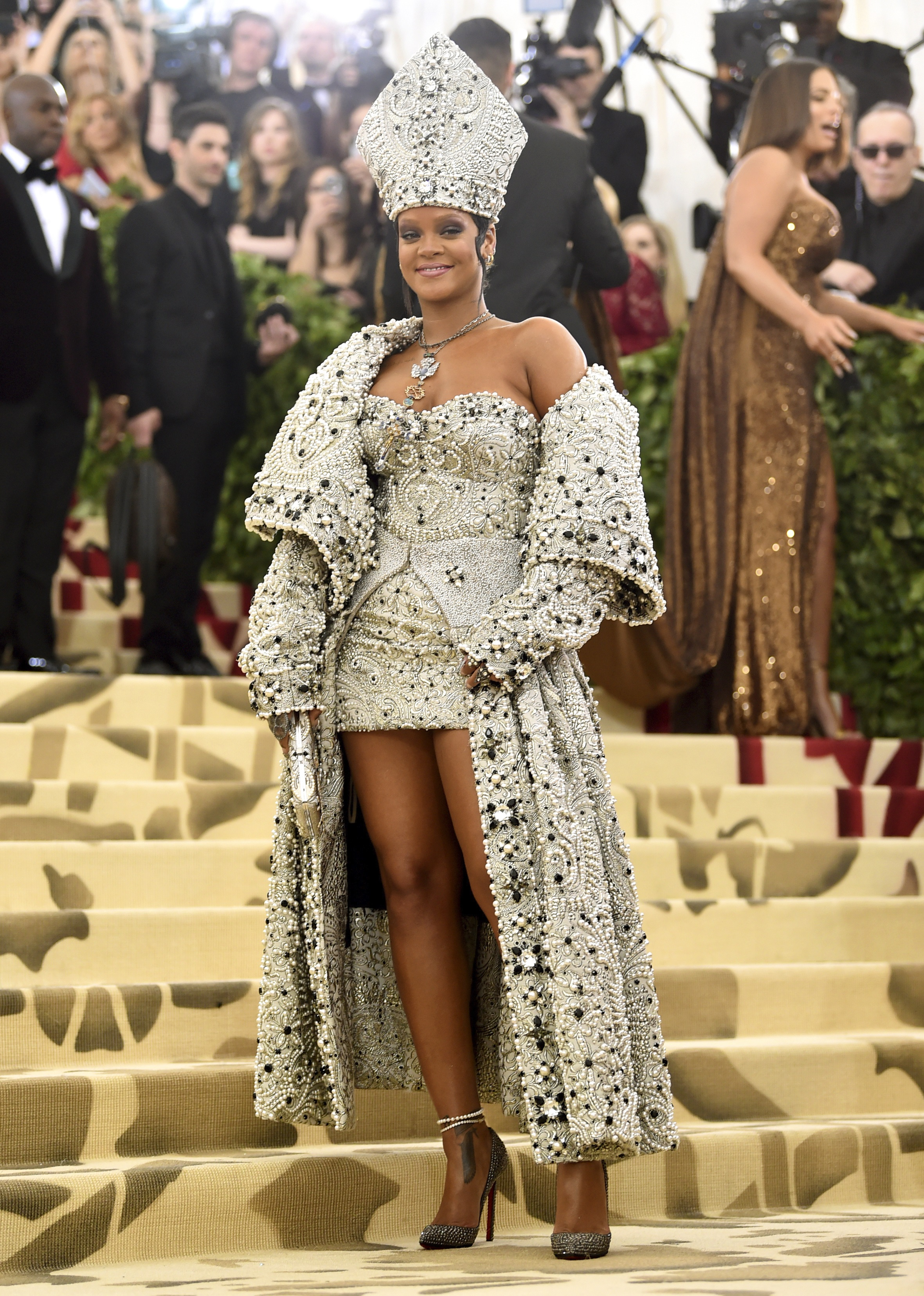 <div class='meta'><div class='origin-logo' data-origin='none'></div><span class='caption-text' data-credit='Evan Agostini/Invision/AP'>Rihanna (Photo by Evan Agostini/Invision/AP)</span></div>