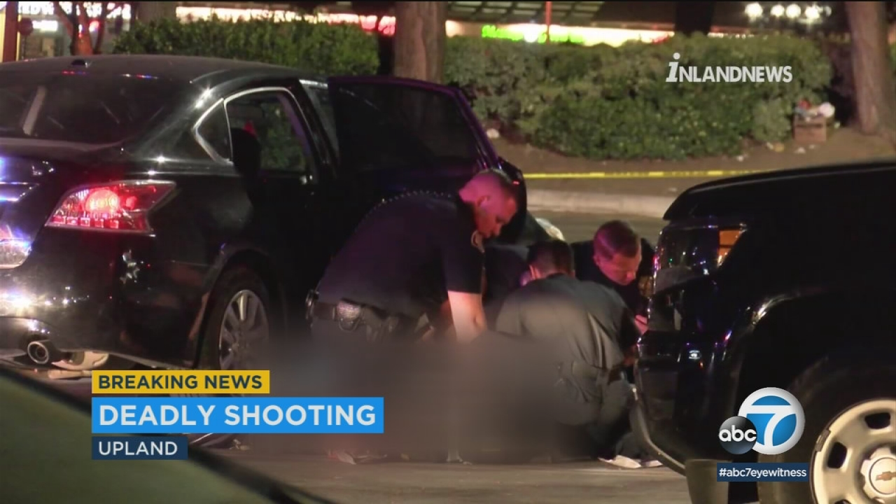 Upland Shooting Leaves Man Dead In Home Depot Parking Lot Abc7 Com