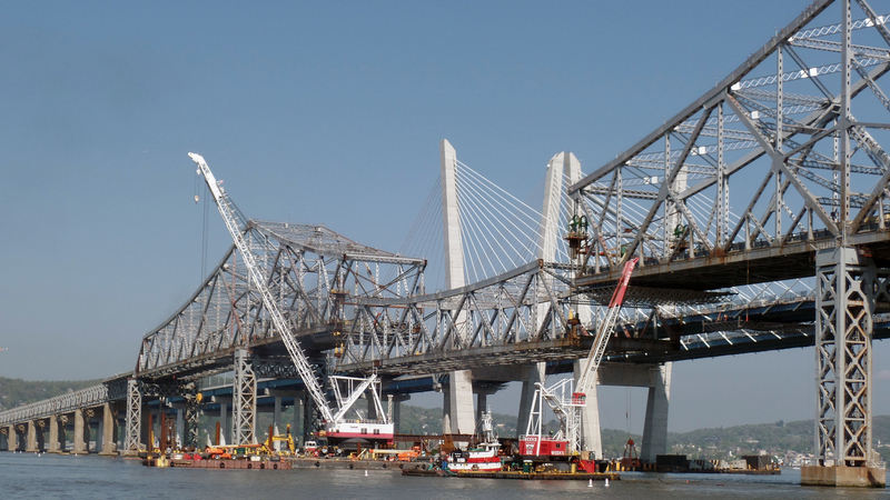 Demolition of old Tappan Zee Bridge hits milestone