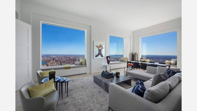 the most expensive apartment rentals in new york city