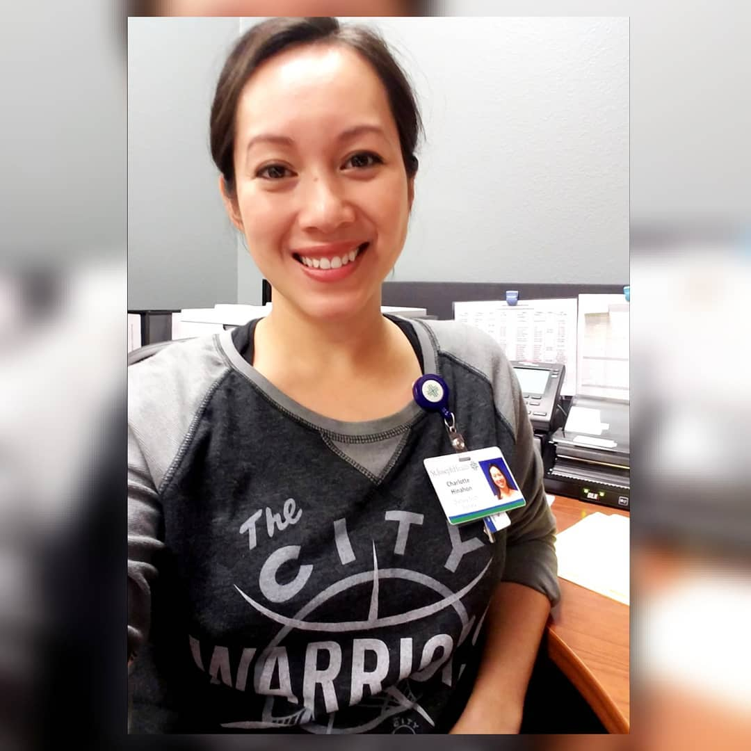 <div class='meta'><div class='origin-logo' data-origin='none'></div><span class='caption-text' data-credit='Photo submitted to KGO-TV by @charlottelivessweetly/Instagram'>Warriors fans show their spirit during the 2017-2018 season. Share your photos using #DubsOn7 and you may see them online or on TV!</span></div>