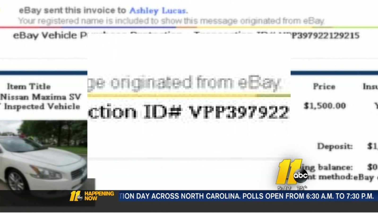 Troubleshooter Car Scam Could Drive You Into The Poorhouse Abc11 Raleigh Durham