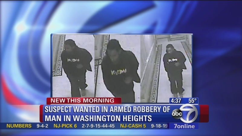 NYPD seeking public's help in identifying robber