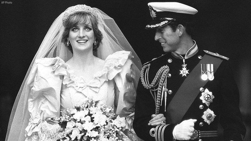 Royal Weddings Of History Prince Charles And Princess Diana