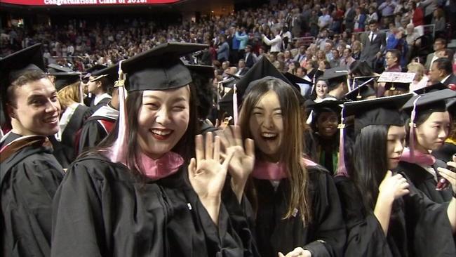 Class of 2018: Temple University graduates largest class   6abc.com