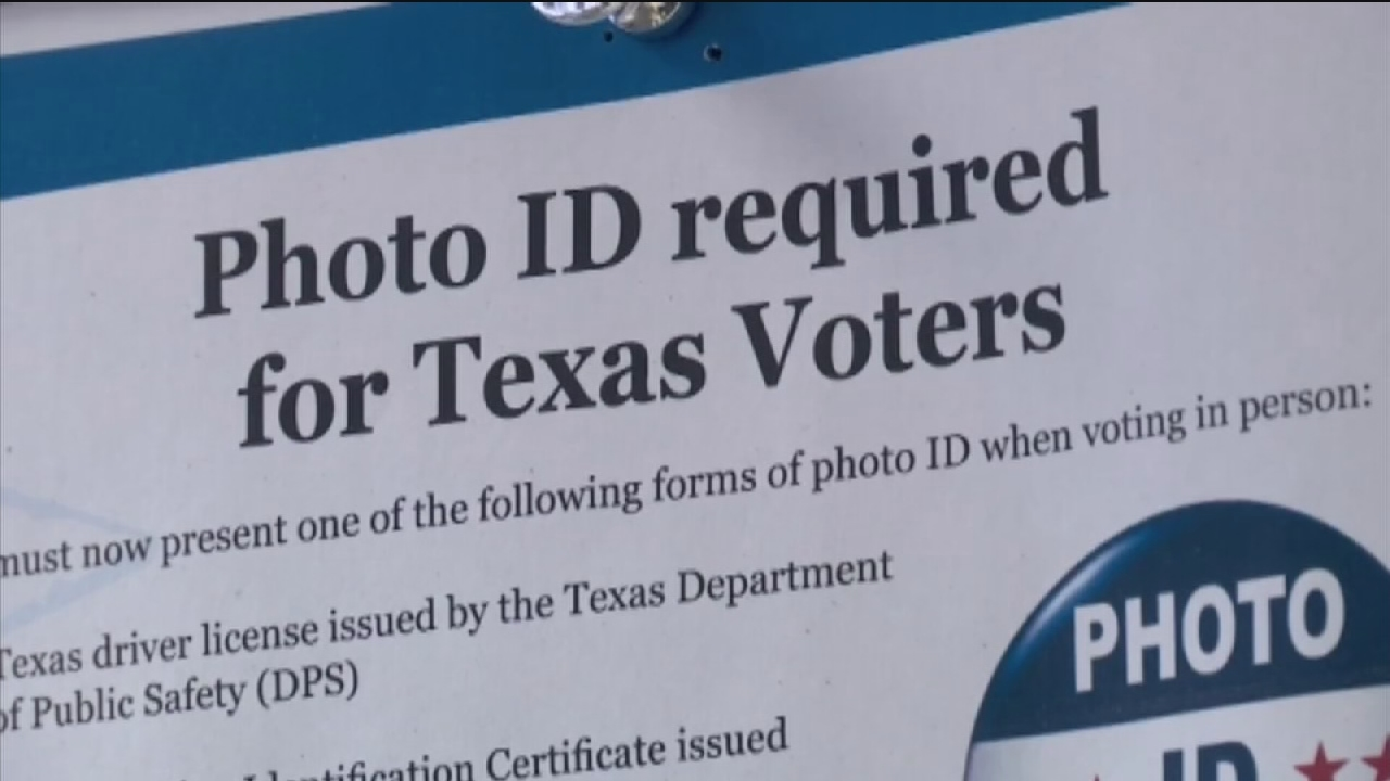 Controversial Texas voter ID law blocked