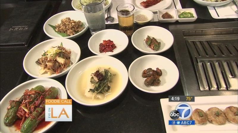 Foodie Call Parks Korean Bbq